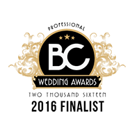 BC Weddings Awards 2013